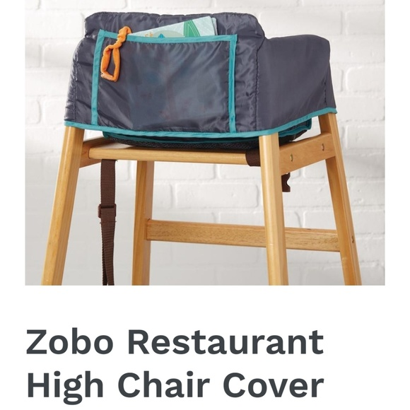 High Chair Cover For Restaurants